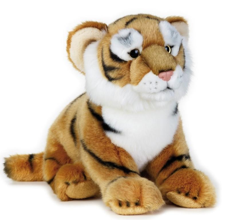 LELLY - National Geografic Velké kočkovité šelmy 770745 Tiger - 25 cm