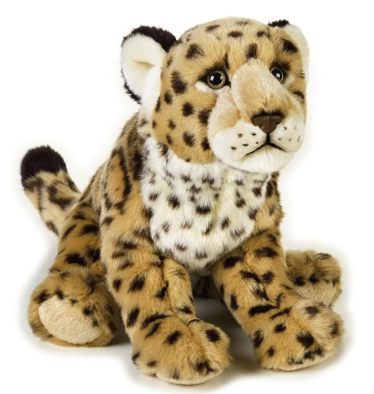 LELLY - National Geografic Velké kočkovité šelmy 770747 Jaguár - 25 cm