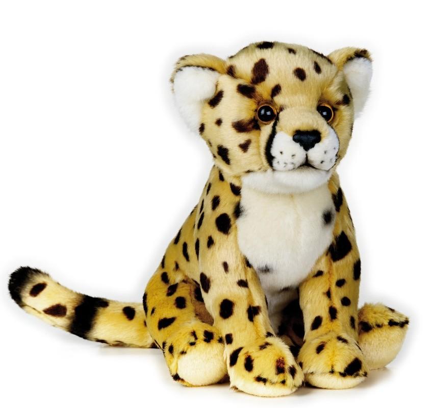 LELLY - National Geografic Velké kočkovité šelmy 770751 Gepard - 25 cm