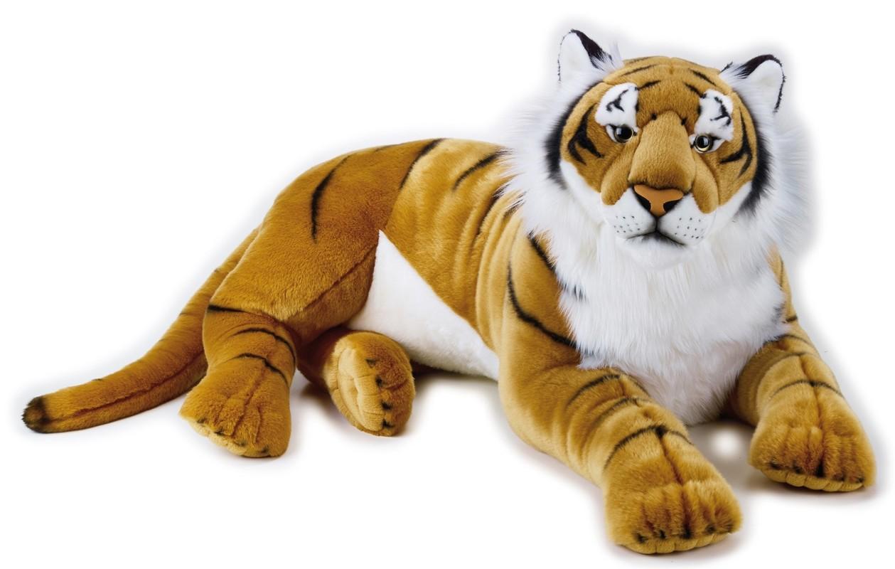LELLY - National Geografic Velké kočkovité šelmy 770753 Tiger - 100 cm
