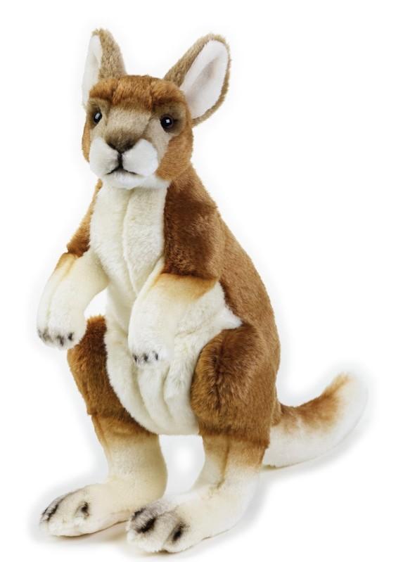 LELLY - National Geografic Zvířátka z Austrálie 770707 Klokan - 30 cm