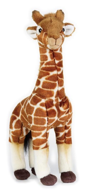 LELLY - National Geografic Zvířátka ze savany 770718 Žirafa - 35 cm