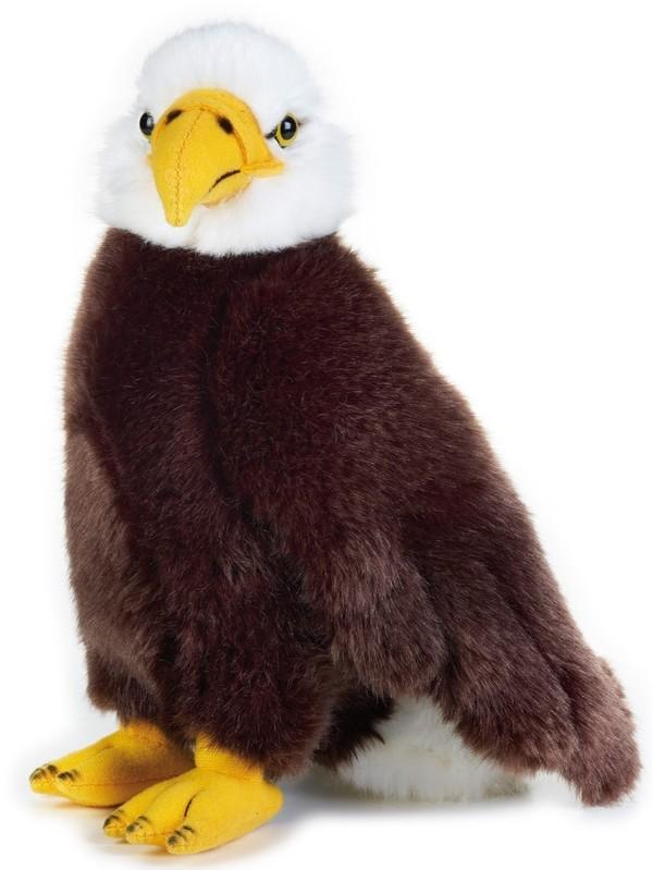 LELLY - National Geografic Zvířátka ze Severní Ameriky 770735 Orel bělohlavý - 26 cm