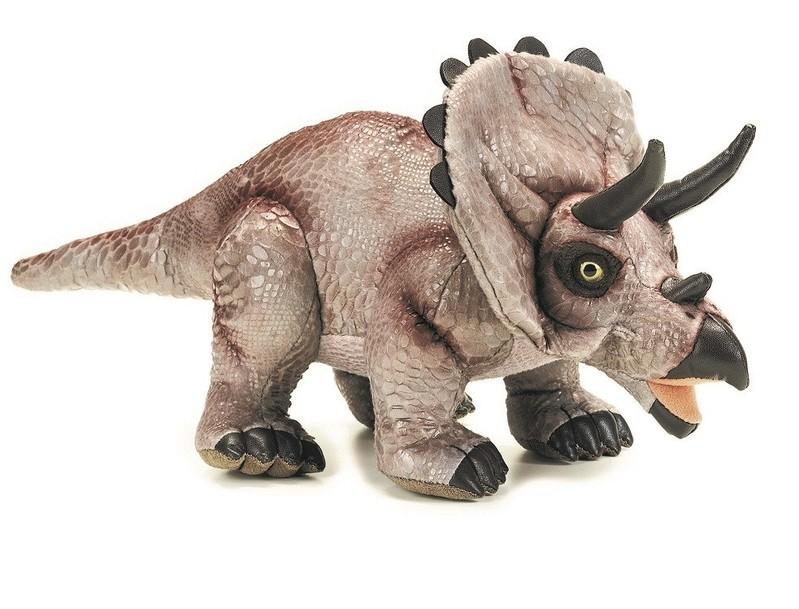 LELLY - National Geographic Další zvířátka 770780 Triceratops - 42 cm