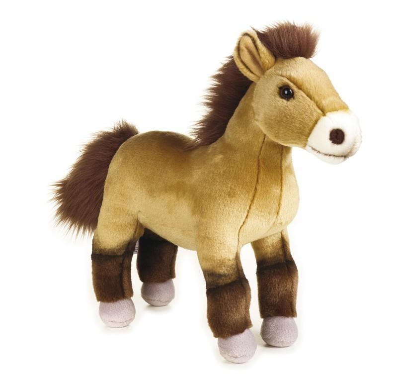 LELLY - National Geographic Zvířátka z Asie 770775 Kůň Převalského - 26 cm