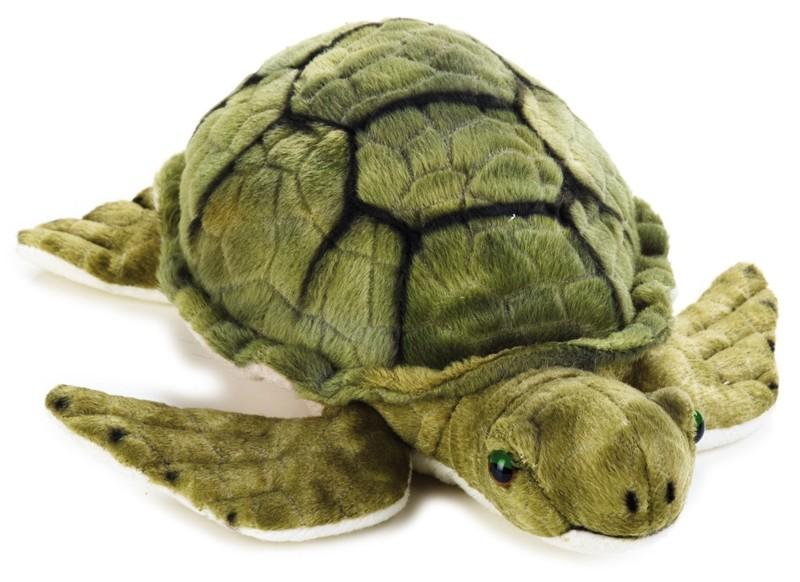 LELLY - National Geographic Zvířátka z oceánů 770734 Mořská želva - 32 cm