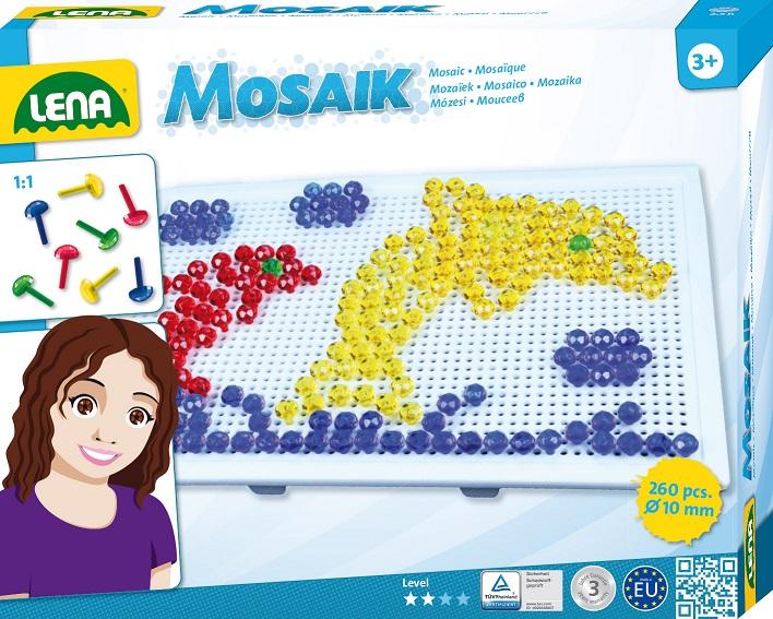 LENA - Dětská mozaika velká 35606