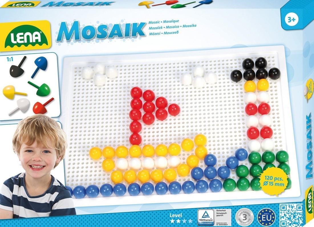 LENA - Dětská mozaika velká 35609