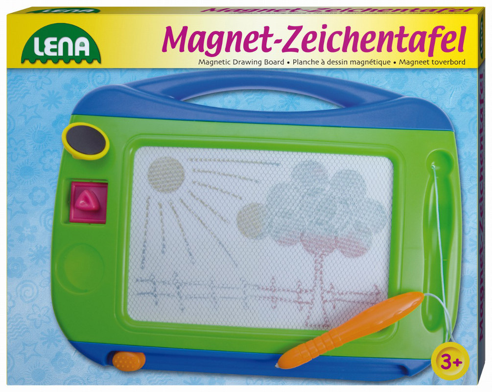 LENA - Magnetická Tabulka, Barevná 32 Cm