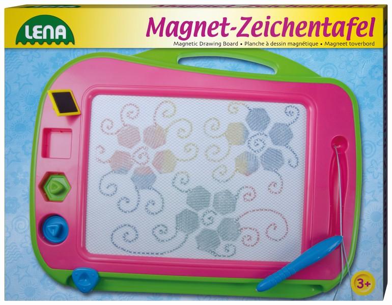 LENA - Magnetická tabulka, barevná 41 cm 65714