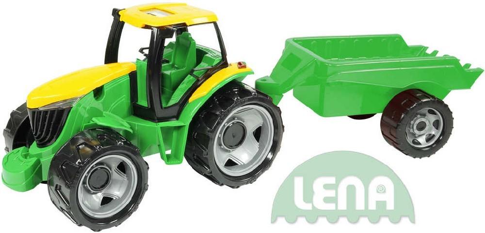 LENA - Traktor ss přívěsem 02122