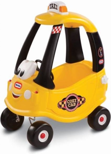 LITTLE TIKES - autíčko Cozy Coupe Taxi 172175