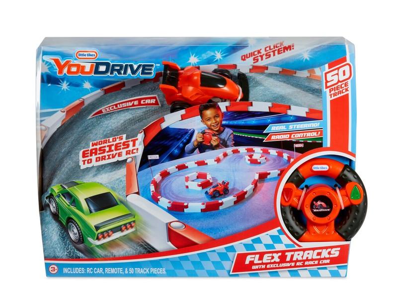 LITTLE TIKES - Autíčko na ovládání závodní