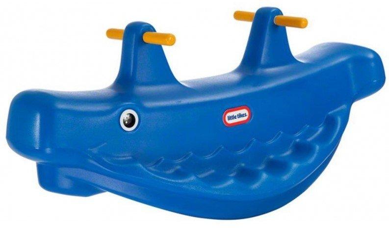 LITTLE TIKES - Houpačka velryba modrá 4879