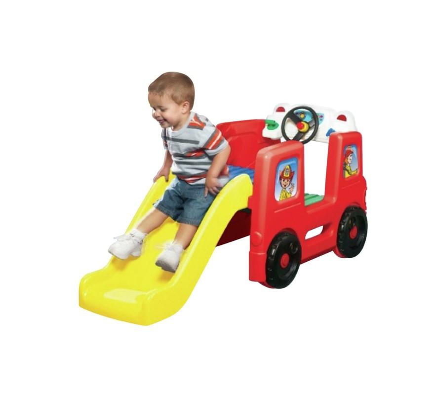 LITTLE TIKES - Hrací centrum Activity Gym Požární auto 173776