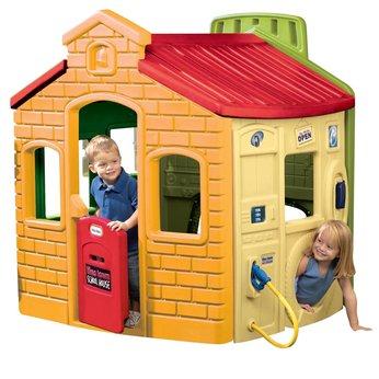 LITTLE TIKES - Little Tikes dětský domeček Europe Evergreen