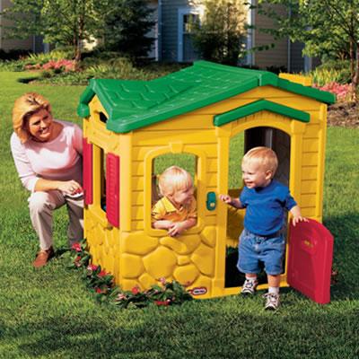 LITTLE TIKES - Magický domeček se zvonkem 4255