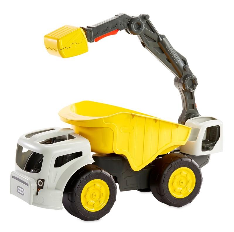 LITTLE TIKES - Sklápěč Monster Dirt Digger