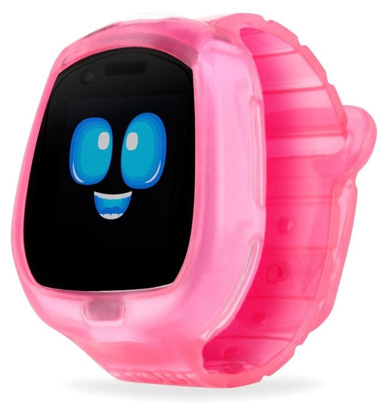 LITTLE TIKES - Tobi Chytré hodinky - růžové
