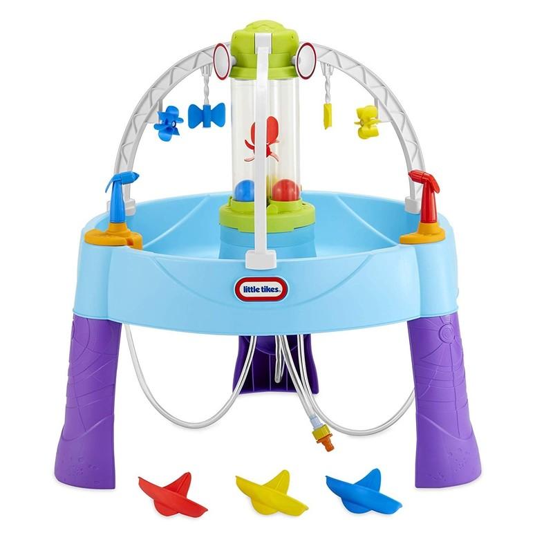 LITTLE TIKES - Vodní stůl Fun Zone Battle Splash Water 648809