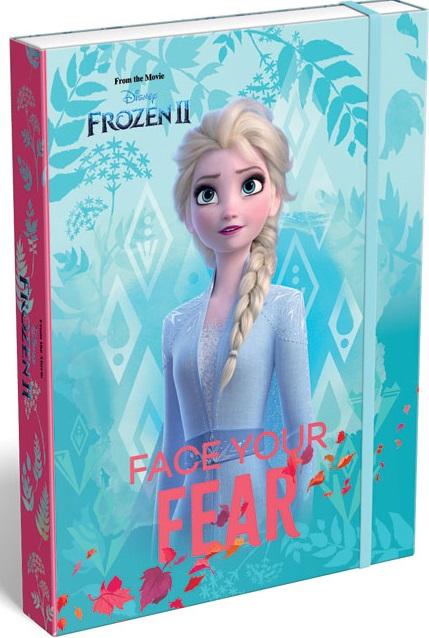 LIZZY CARD - Box na sešity A5 Frozen 2