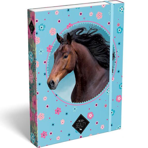 LIZZY CARD - Box na sešity A5 Wild Beauty