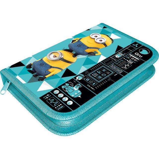 LIZZY CARD - Penál 1-zipový Minions