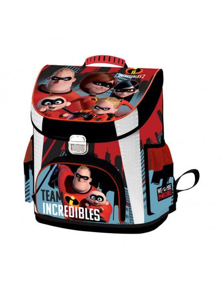 LIZZY CARD - Taška školní THE Incredibles