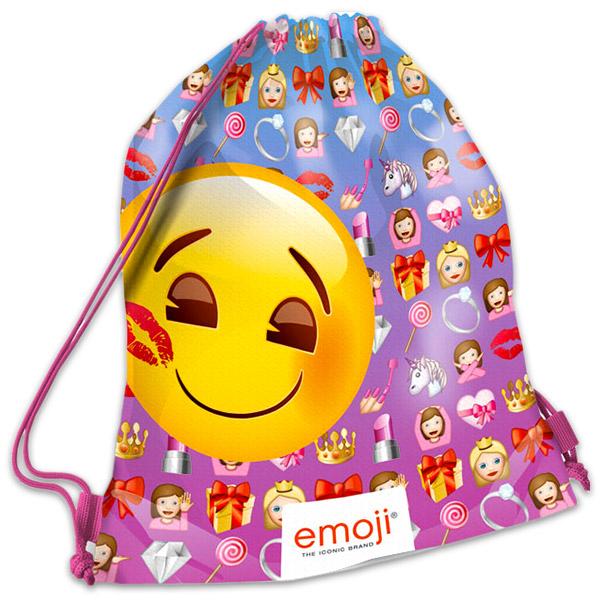 LIZZY CARD - Vak na tělesnou Emoji GIRL