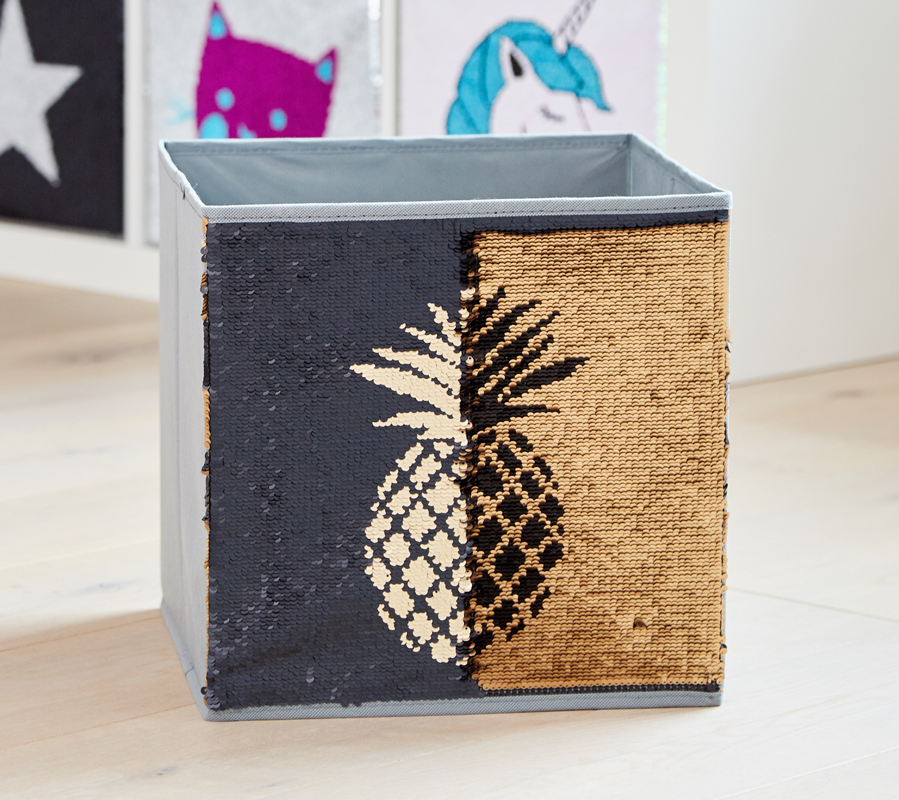 LOVE IT STORE IT - Box na hračky Magic Box, Ananas