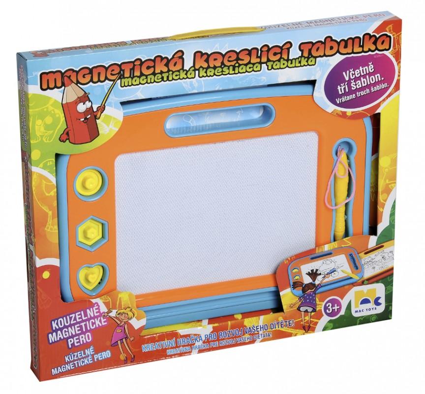 MAC TOYS - Magnetická Tabulka