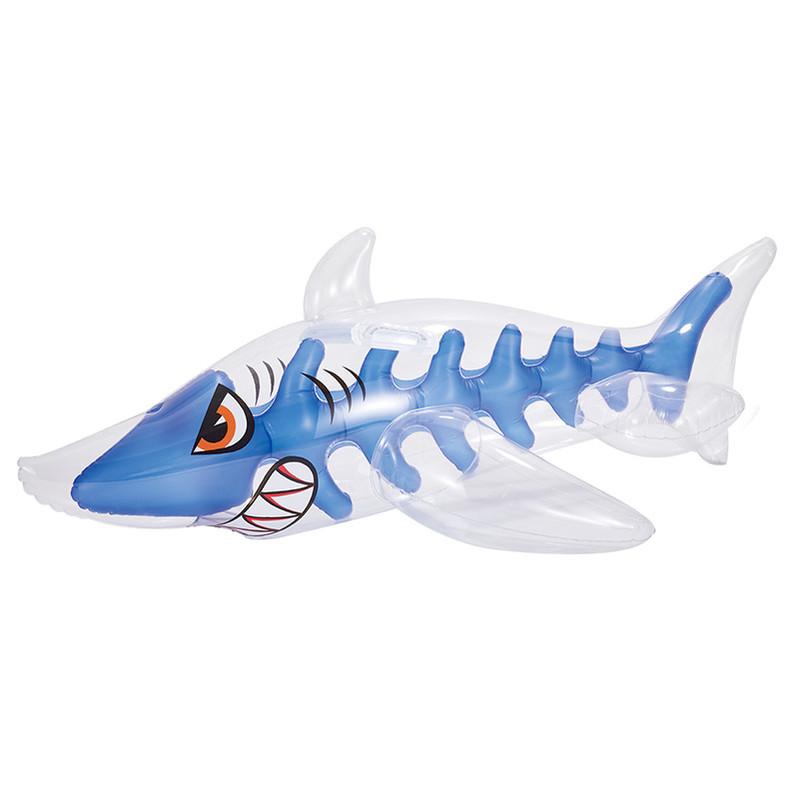 MAC TOYS - Nafukovací žralok