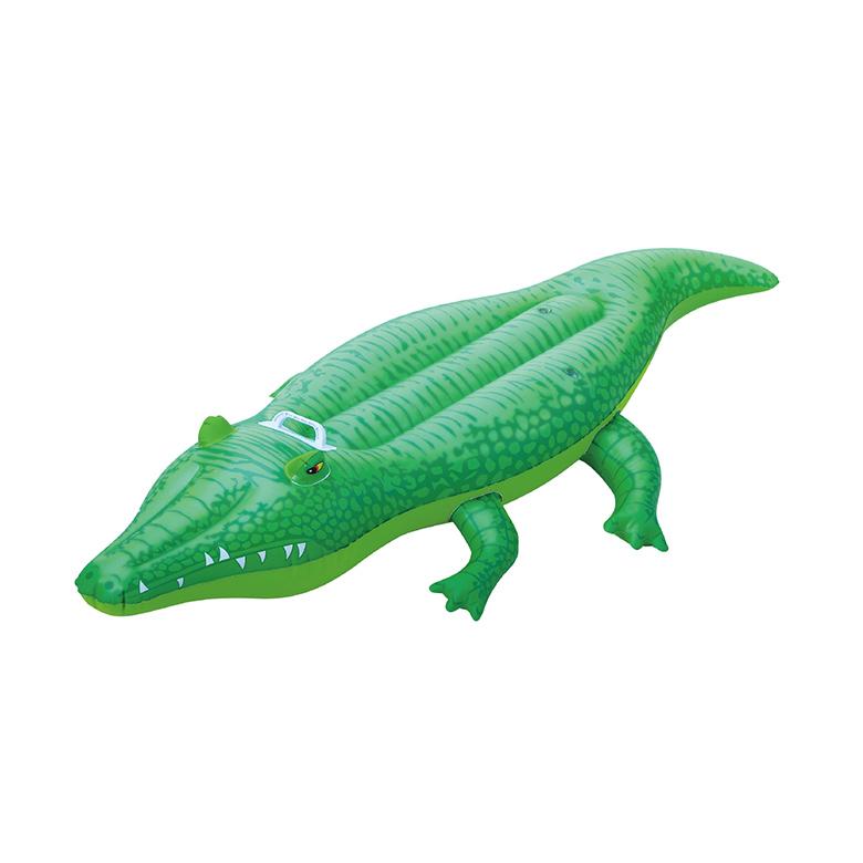 MAC TOYS - nafukovací hračka do vody - Krokodýl