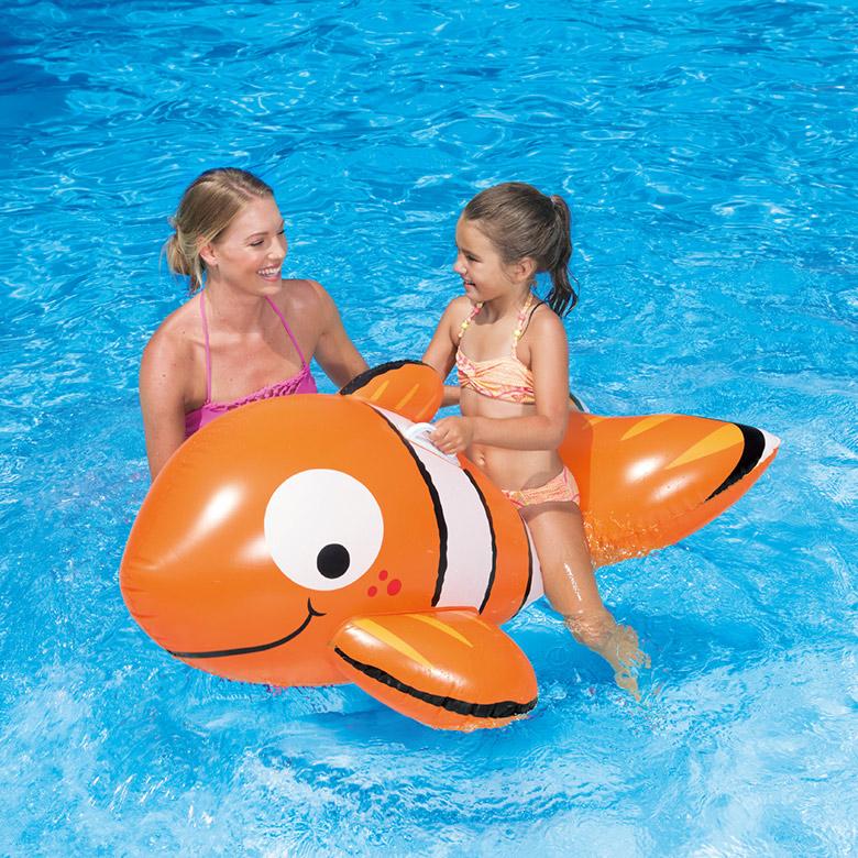 MAC TOYS - Nafukovací hračka do vody - Nemo