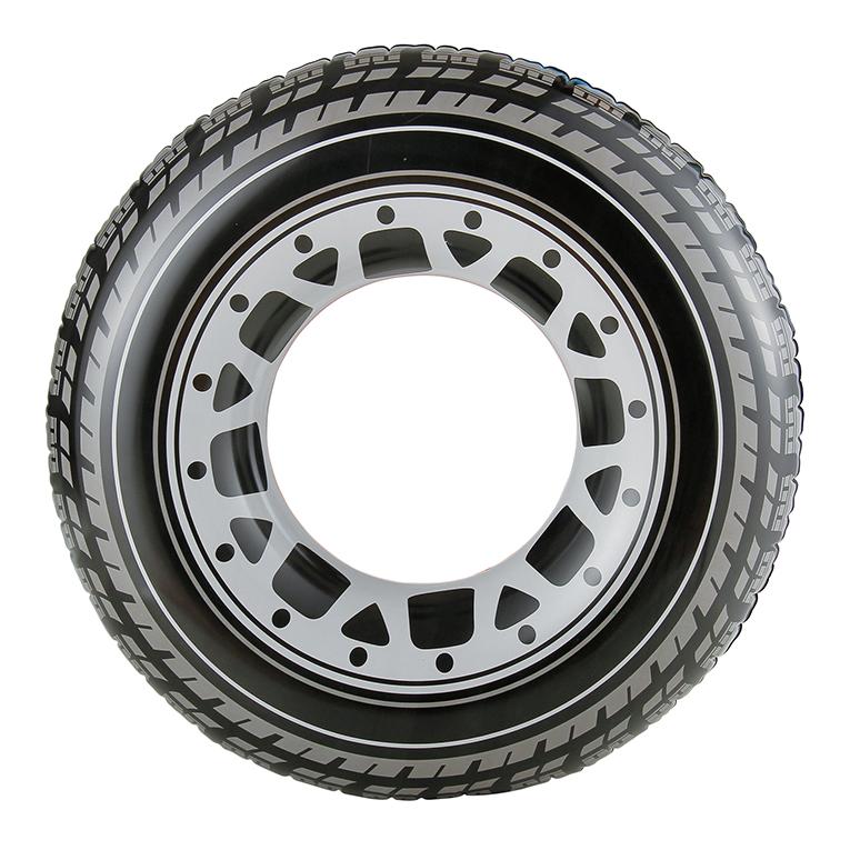 MAC TOYS - nafukovací kruh na plavání pneumatika