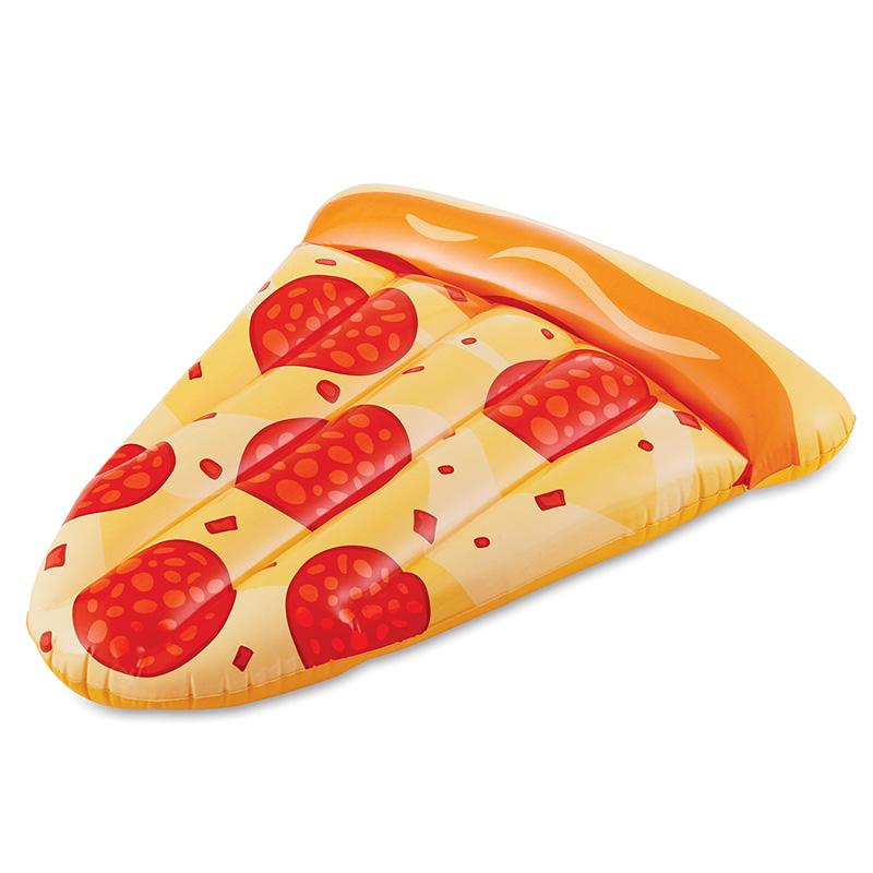 MAC TOYS - Nafukovací lehátko pizza