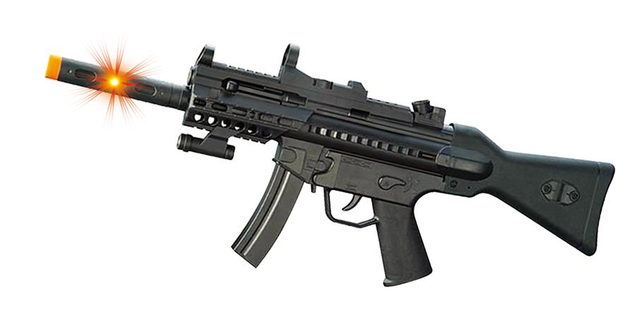 MAC TOYS - Pistole Na Baterie