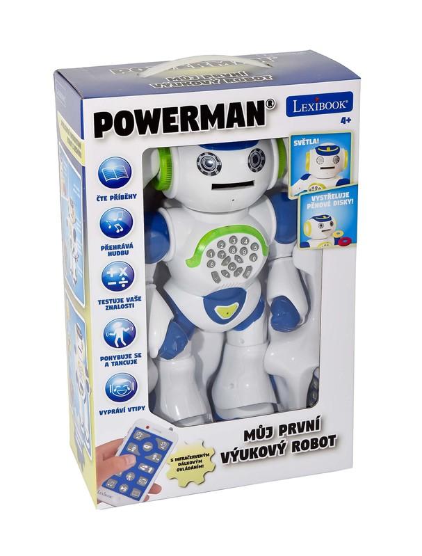 MAC TOYS - Robot Na Ovládání CZ
