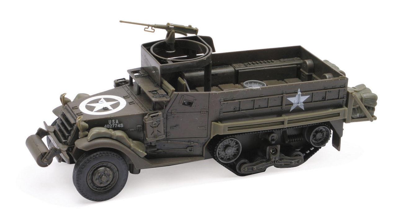 MAC TOYS - Tank M3A2 Model Kit