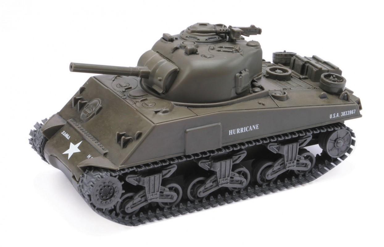 MAC TOYS - Tank M4A3 Model Kit