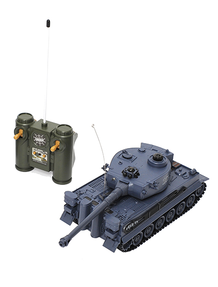 MAC TOYS - Tank na dálkové ovládání