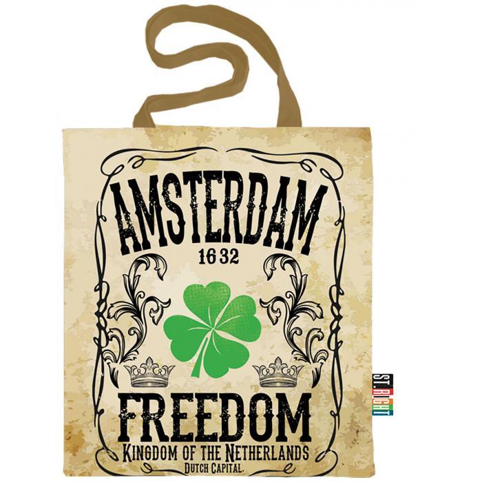 MAJEWSKI - Nákupní taška St.Right Amsterdam SB10