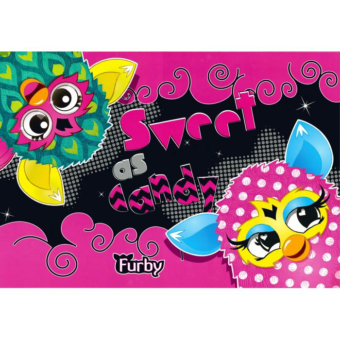 MAJEWSKI - Podložka Furby