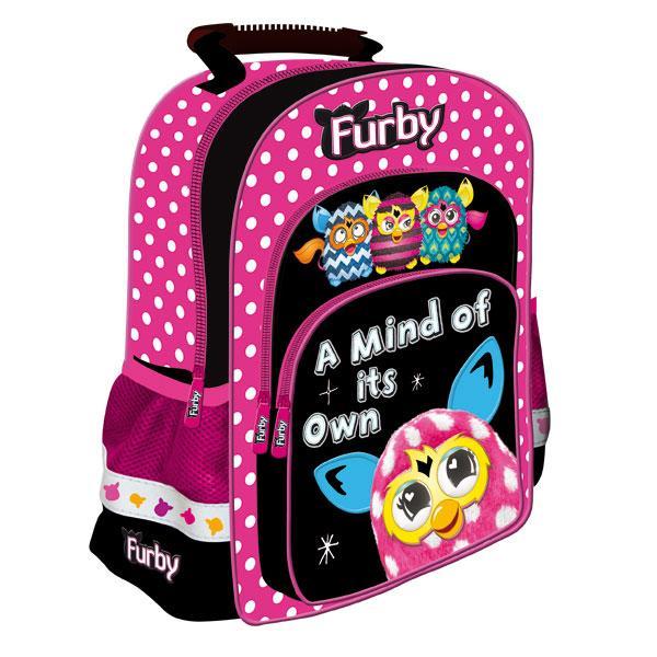 MAJEWSKI - Školní batoh Furby B3