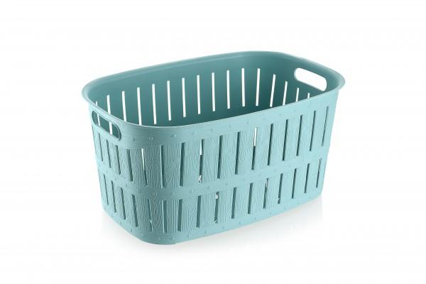 MAKRO - Koš na prádlo plast 27l mix