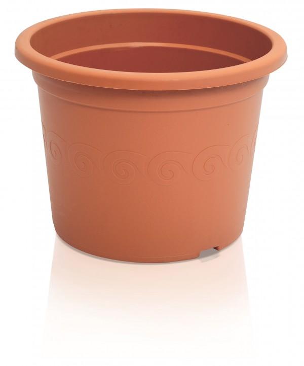 MAKRO - Květináč 34 terakota, umělá hmota