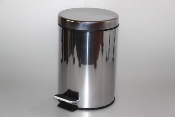 MAKRO - Nerezový koš na odpadky 8 l