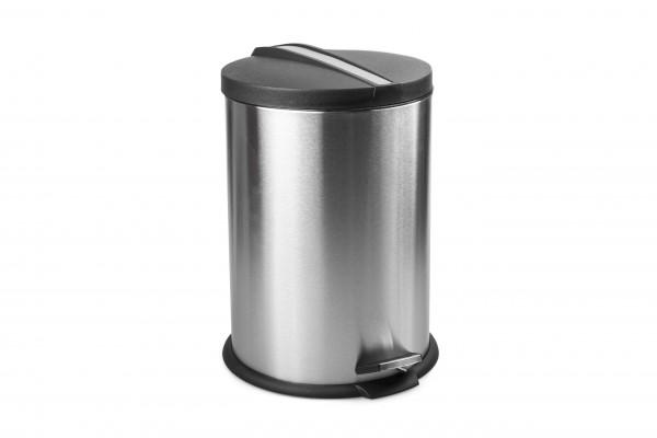 MAKRO - Nerezový koš na odpadky s pedálem, 20l