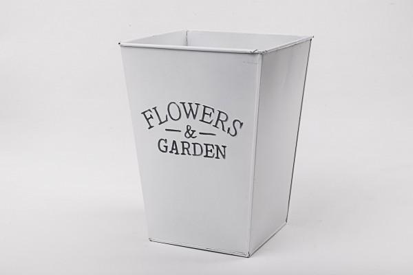 MAKRO - Květináč 16x16x21,5cm