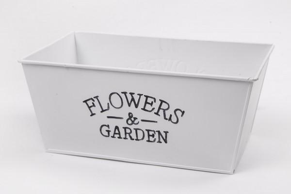 MAKRO - Květináč 25,5x16x11,5cm